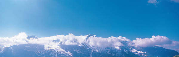 Envelop Wall Art - Photograph - Grossglockner Austria by Panoramic Images