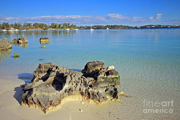 Grottos Photograph - Grotto Bay Beach by Charline Xia