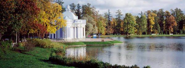 Soviet Union Photograph - Grotto, Catherine Park, Catherine by Panoramic Images