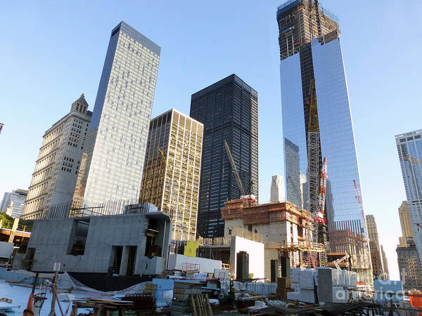 Photograph - Ground Zero by Steven Spak