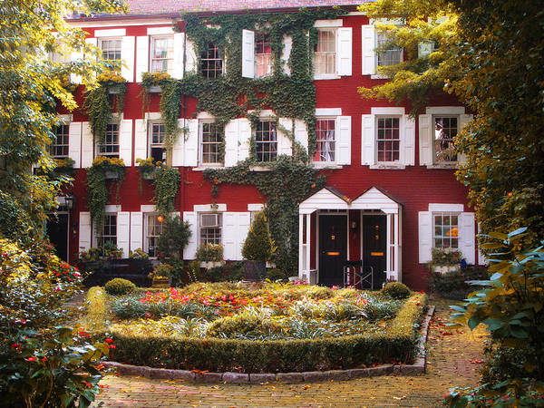 Greenwich Village Photograph - Grove Court Charm by Jessica Jenney