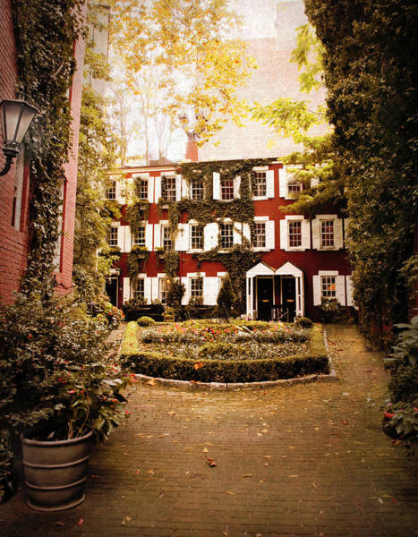 Greenwich Village Photograph - Grove Court by Jessica Jenney