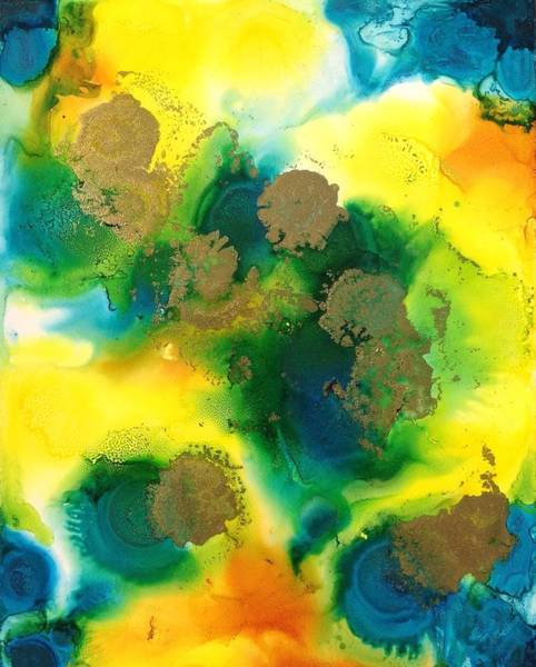 Painting - Growth Space by Tara Moorman
