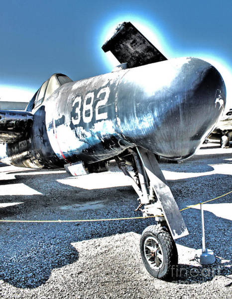 Photograph - Grumman Tigercat F7f-3n  -  04 by Gregory Dyer