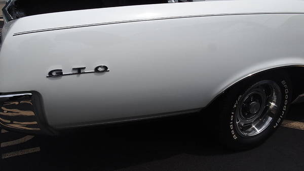 Photograph - GTO by Emery Graham