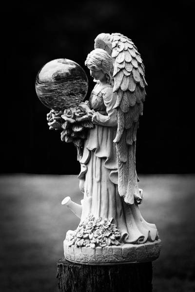 Photograph - Guardian Angel by Lorna R Mills DBA  Lorna Rogers Photography