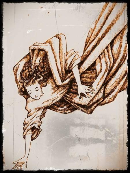 Wall Art - Digital Art - Guardian Angel by Paulo Zerbato