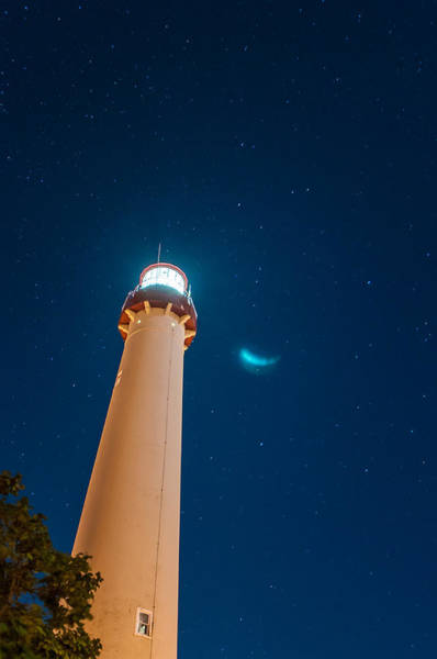 Cape May Lighthouse Photograph - Guardian by Kristopher Schoenleber