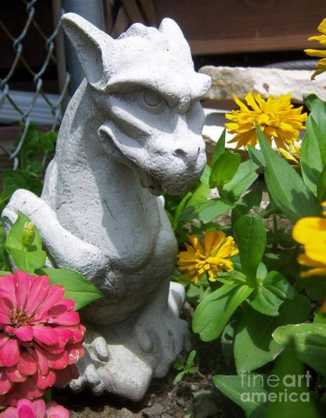 Photograph - Guardian Of Spring by Pamela Clements