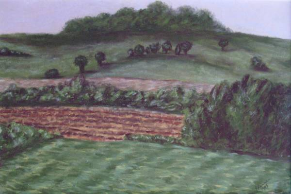 Wall Art - Pastel - Guardians Of Hanover by Joann Renner