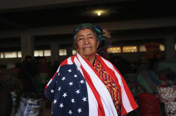 Photograph - Guatemalan Mayan Towns Work To Reverse by John Moore