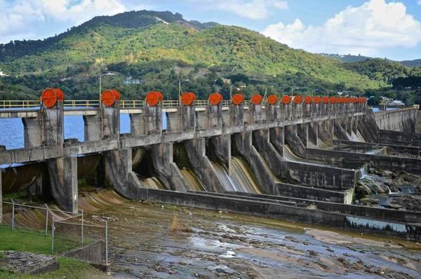 Photograph - Guayabal Dam by Ricardo J Ruiz de Porras
