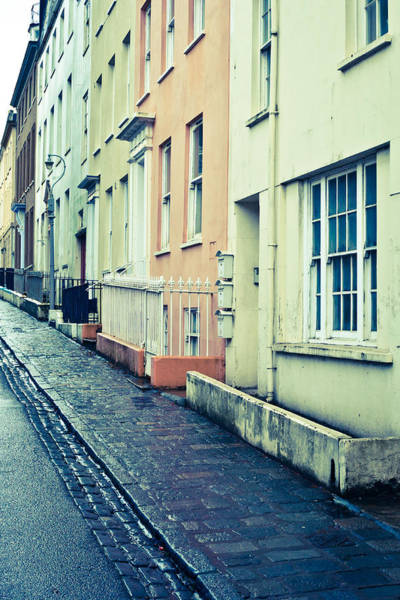 Channel Islands Photograph - Guernsey Street by Tom Gowanlock