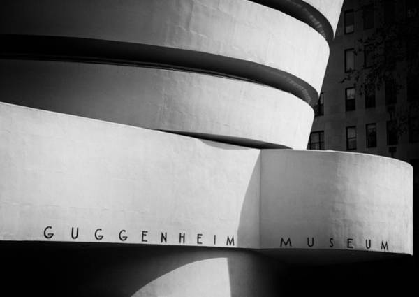 Photograph - Guggenheim Museum by James Howe
