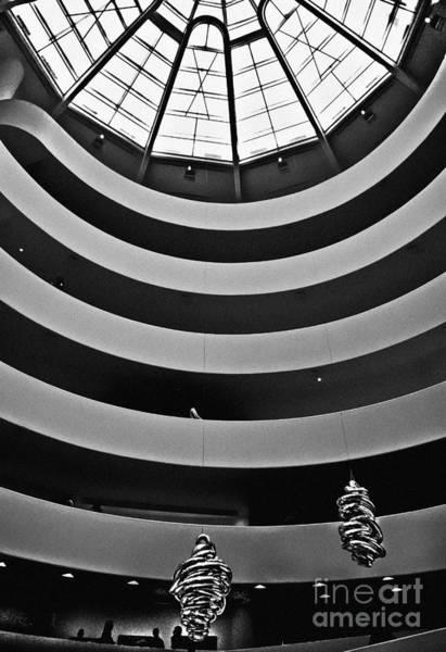 Guggenheim Museum - Nyc Art Print