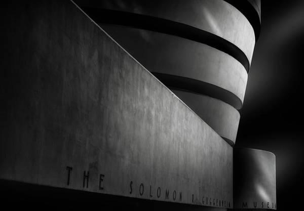 Guggenheim Wall Art - Photograph - Guggenheim, Ny by Jorge Ruiz Dueso