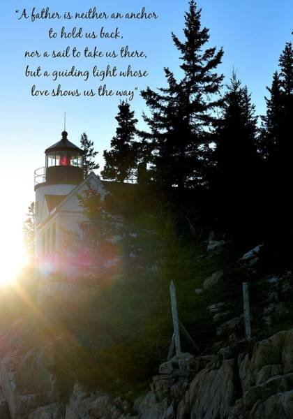 Photograph - Guiding Light by Terry DeLuco