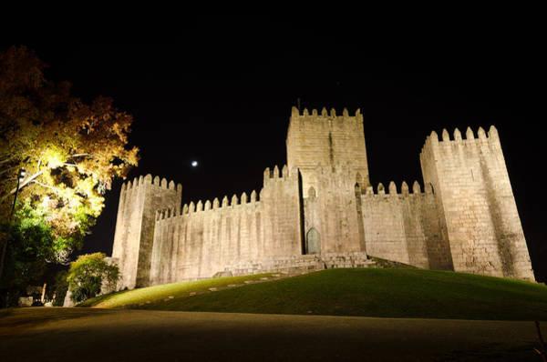 Photograph - Guimaraes Castle by Pablo Lopez