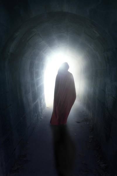 Phantasy Wall Art - Photograph - Guise In Tunnel by Joana Kruse