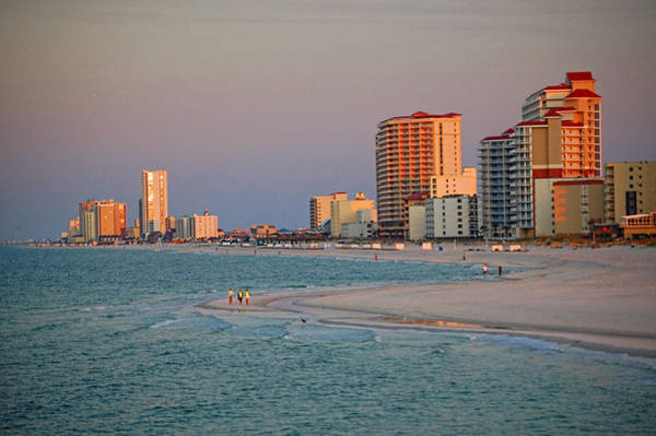 Digital Art - Gulf Shores Morning by Michael Thomas