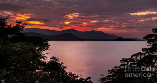 Koh Samui Photograph - Gulf Sunset by Adrian Evans