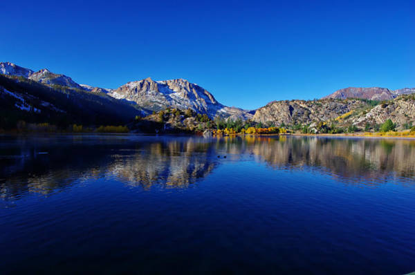 June Lake Photograph - Gull Lake Sunrise In Fall by Scott McGuire