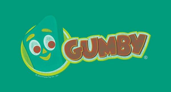 Gumby Digital Art - Gumby - Logo by Brand A
