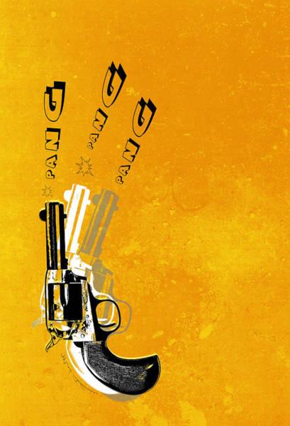 Wall Art - Digital Art - Gun 16 by Mark Ashkenazi