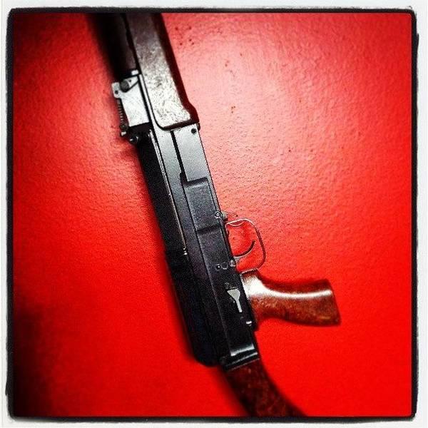 Rifles Photograph - #gun #guns #instagun #igmilitia by . .