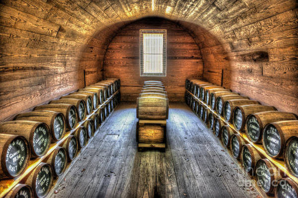 Photograph - Gun Powder Room by Dale Powell