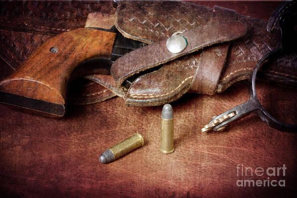 Photograph - Guns And Ammo by Cindy Singleton