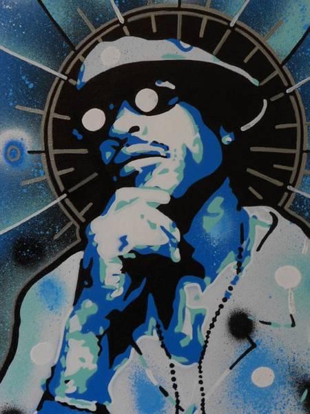 Guru Painting - Guru Icon Painting by Leon Keay