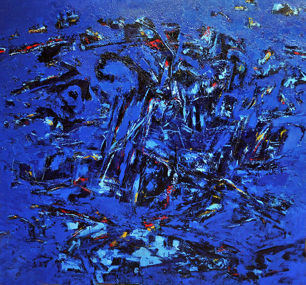 Wall Art - Painting - Gustav Mahler - Adagietto From Symphony No. 5   by Vladimir Vlahovic