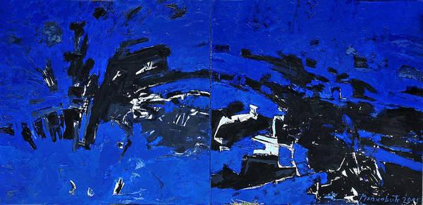 Wall Art - Painting - Gustav Mahler Smph. No. 2 by Vladimir Vlahovic