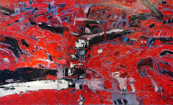 Wall Art - Painting - Gustav Mahler Symphony No.5 by Vladimir Vlahovic