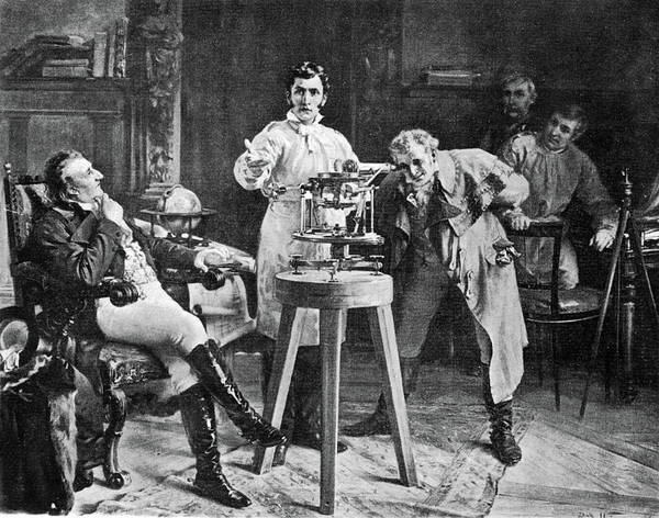 Painting - Gustav Robert Kirchoff (1824-1887) by Granger