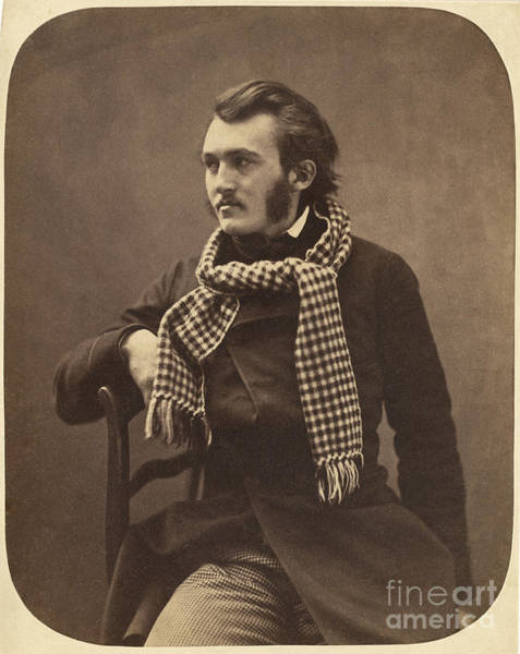 Photograph - Gustave Dore French Artist by Getty Research Institute