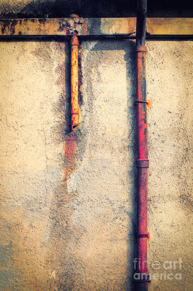 Photograph - Gutters by Silvia Ganora