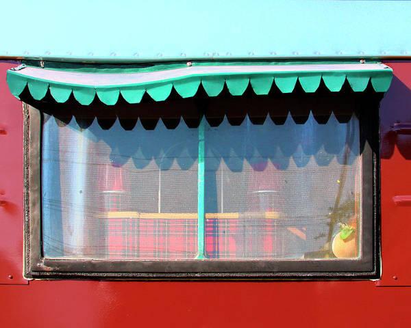 Wall Art - Photograph - Gypsy Caravan Palm Springs by William Dey