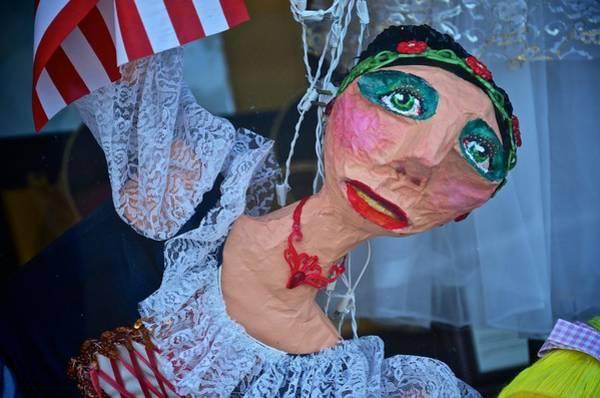 Gypsy Doll Art Print