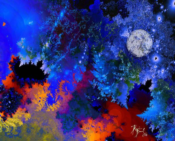 Digital Art - H-14 by Dennis Brady