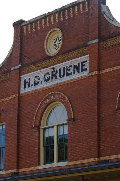 Photograph - H D Gruene by Ed Gleichman