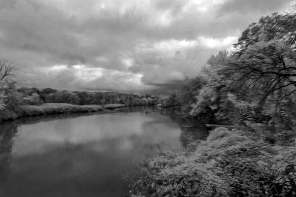 Photograph - Hackensack River by Jorge Perez - BlueBeardImagery