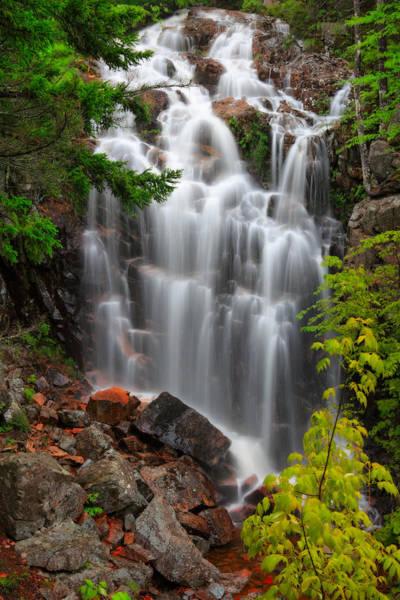 Photograph - Hadlock Falls by Emmanuel Panagiotakis