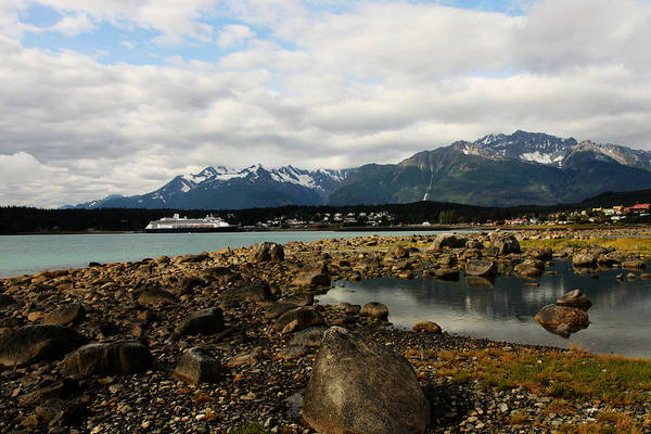 Photograph - Haines Alaska by Gary Gunderson