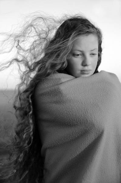 Wall Art - Photograph - Hair by Jessica Rose