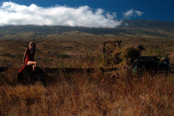 Arica Photograph - Haleakala by Arica Brie Sobel
