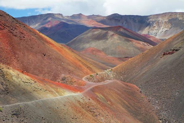 Threat Photograph - Haleakala National Park by M Swiet Productions