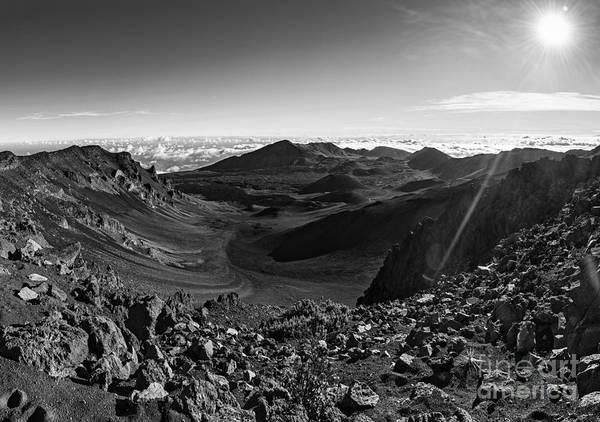Haleakala Crater Photograph - Haleakala Star by Jamie Pham
