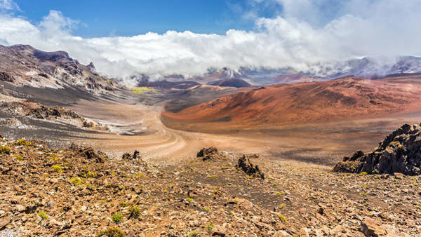 Photograph - Haleakala Volcanic Masterpiece by Pierre Leclerc Photography